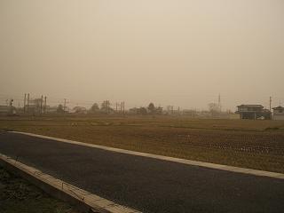 黄砂20100321