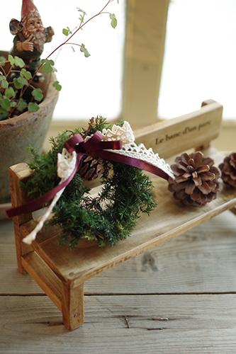 クリスマスのミニリース2014