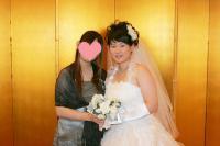 妹とツーショット(*´ー`*人)☆.*