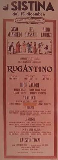 Rugantino 1962