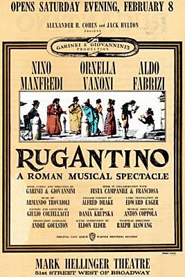 Rugantino Broadway