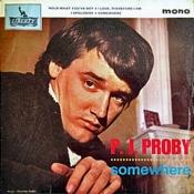 P J Proby