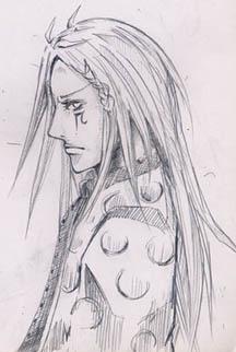 ジョンガリ・A(ジョジョの奇妙な冒険ストーンオーシャン)