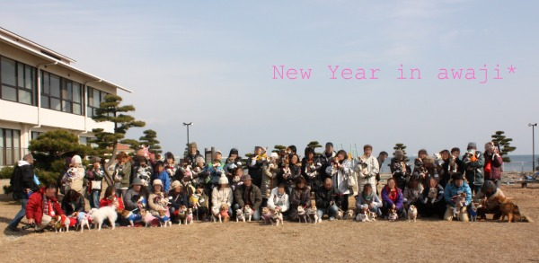 2011新春うじゃっくin淡路島*
