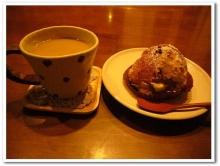 大福Cafe-0510シュークリーム