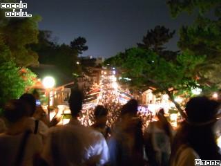 住吉大社の夏祭り