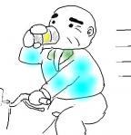 チャリでビール