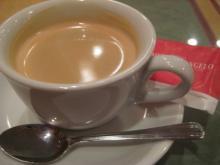 IL MERCATO ANGELO 食後のコーヒー