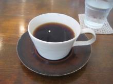 三日月座のコーヒー