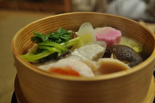 3月23日百楽荘お料理3