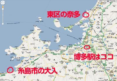福岡MAP