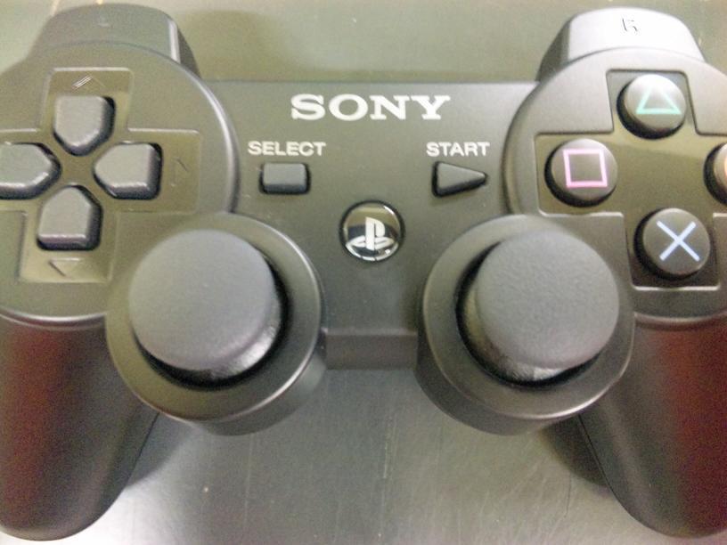 PS3 コントローラー アナログスティック