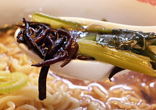 ヒジキ小松菜