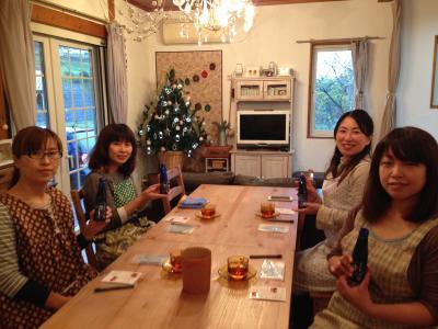 20141217クリスマスレッスン8(月)~12(金)1