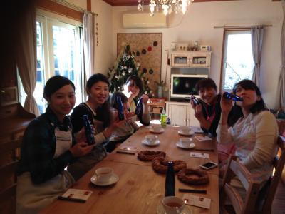 20141217クリスマスレッスン8(月)~12(金)3
