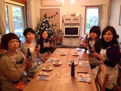 20141217クリスマスレッスン8(月)~12(金)7