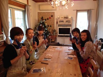 20141217クリスマスレッスン8(月)~12(金)9
