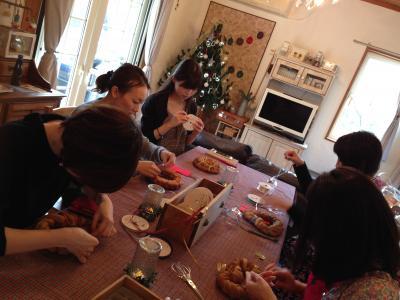 20141217クリスマスレッスン8(月)~12(金)10