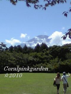 富士山(足柄パーキング)