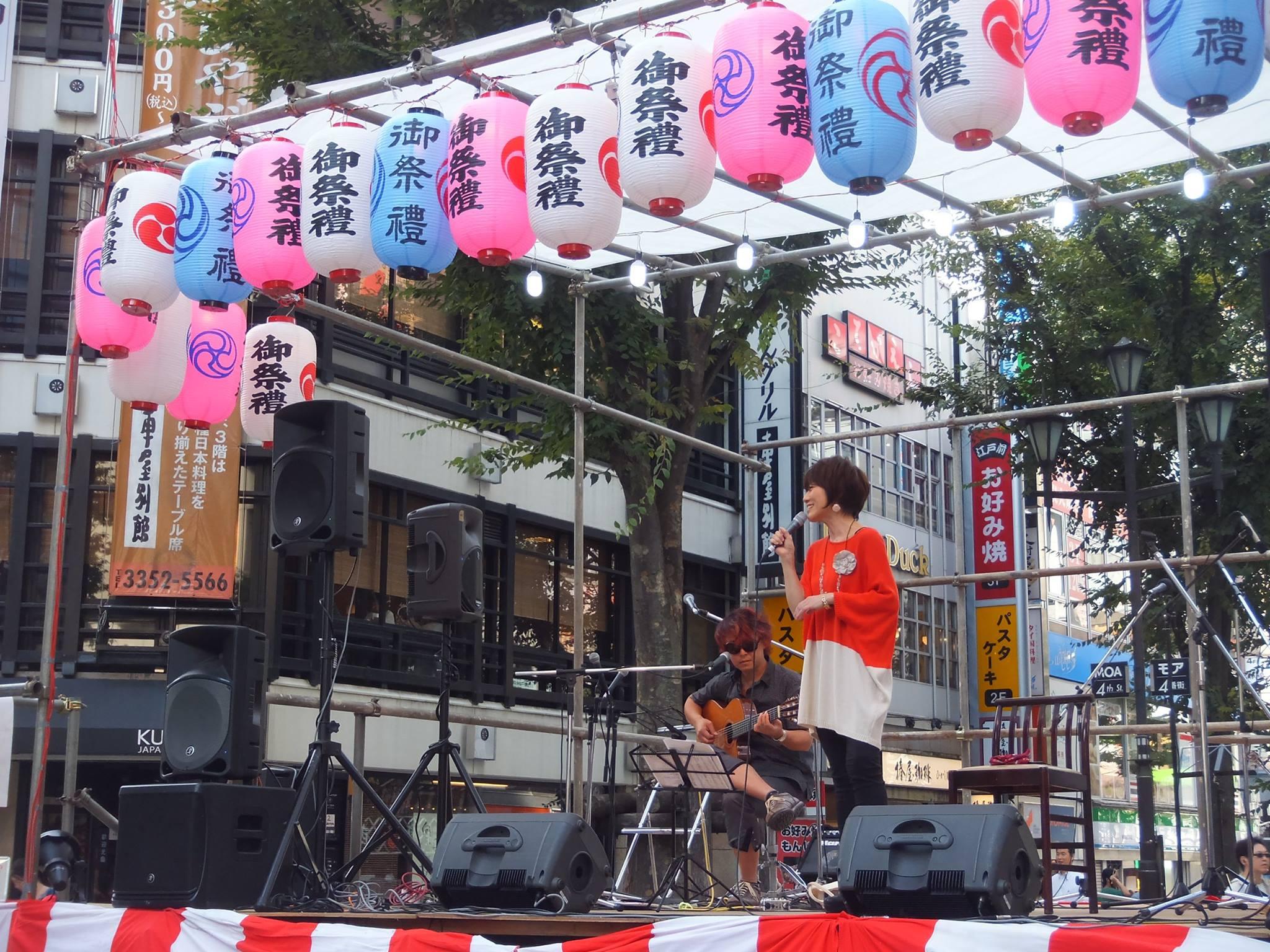新宿祭り②