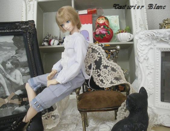 黒猫と麗人・3