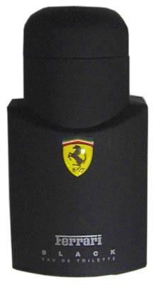 フェラーリ ブラック