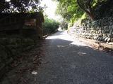 薩埵峠の坂