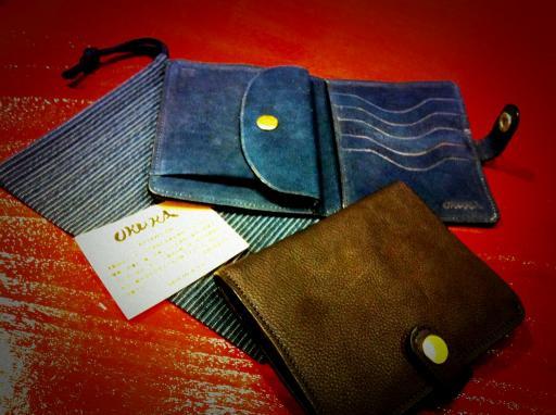 OKURA 財布