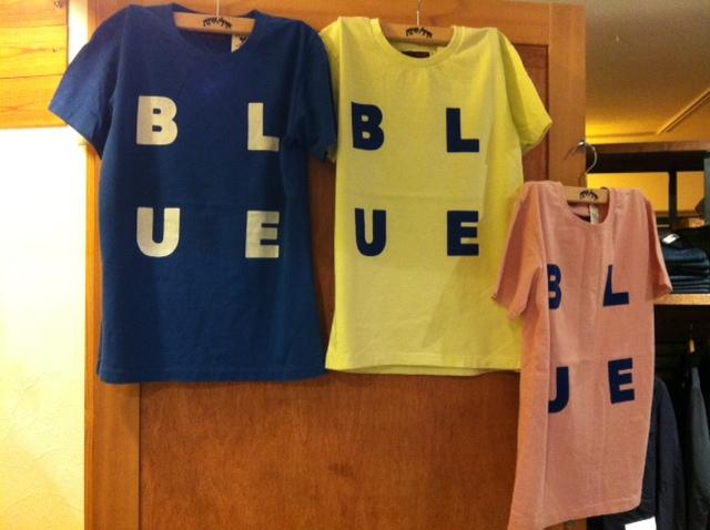 CORNERS BLUE T