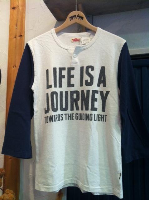 LIFE IS ジャーニー