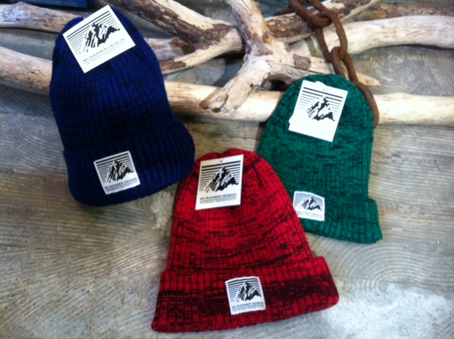 MT.R KNIT CAP