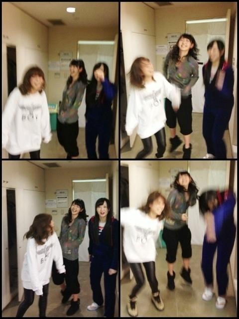 茉麻ちゃんのブログに愛ちゃんと愛理ちゃん