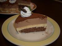 チョコムースケーキ①