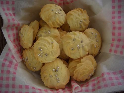 卵白サクサククッキー
