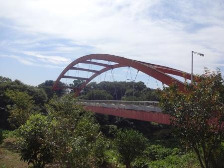 042花見川に、弁天橋