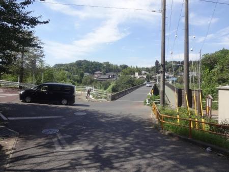 043一般道から花島橋から