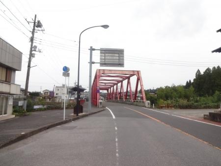 039PC1出発は9時45分、外堀橋を通過
