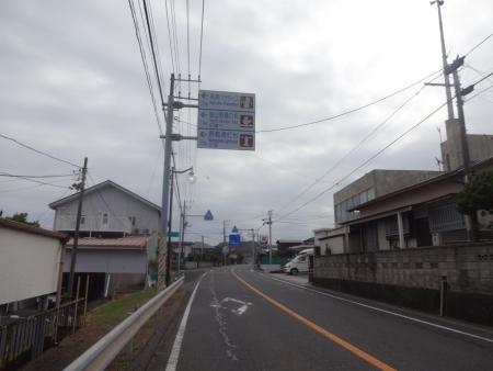 103千倉を通って野島埼灯台を目指します