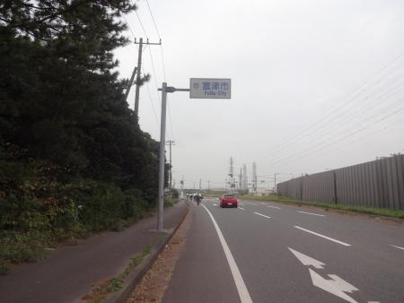 018R16からK90を通りすぐに富津市へ