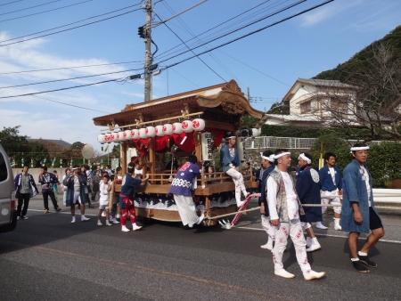 054秋の豊穣祭りシーズンですね