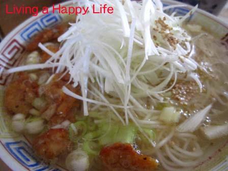鶏皮カリカリにゅう麺
