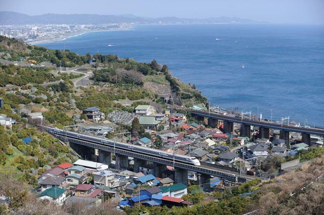 東海道新幹線 300系 石橋山