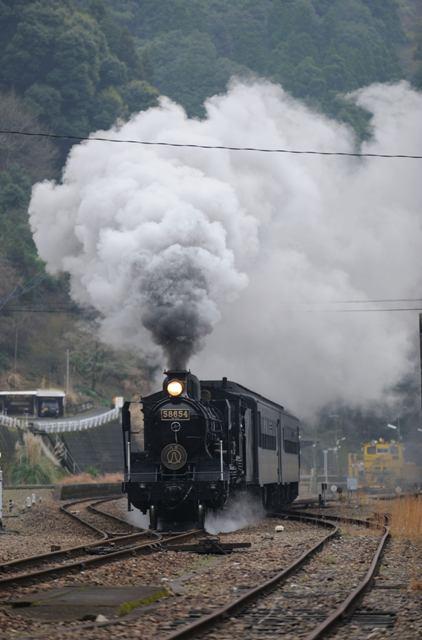 肥薩線 58654 坂本