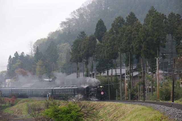 秩父鉄道 C58363 白久