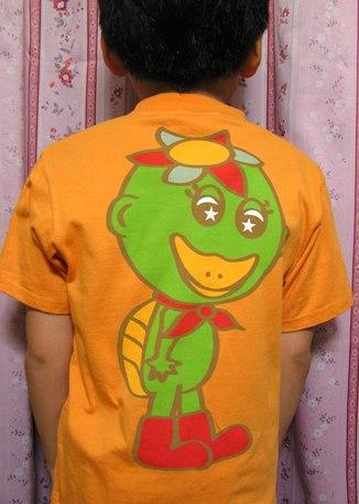 カータンTシャツa