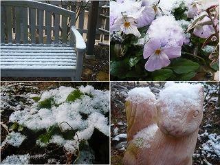 雪の庭 13 3 3