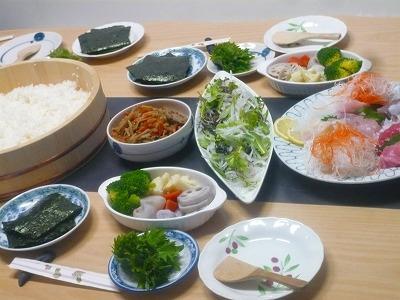 13 3 13 手巻き寿司