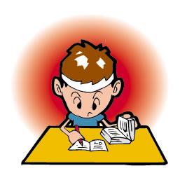 テスト勉強