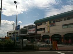 松本駅。暑かったなぁ。