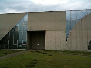日本浮世絵博物館。うーん…ノーコメント。